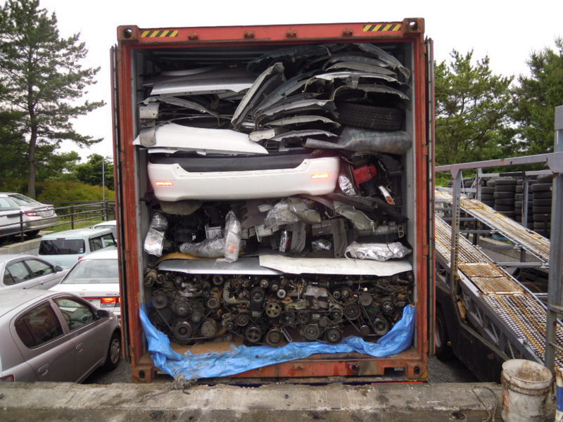 Japanese car parts wreckers